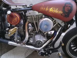 Harley Baujahr 58